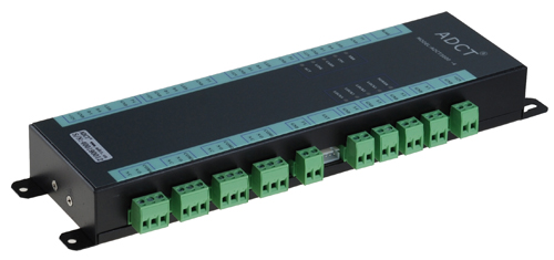 ADCT3000 -4 四门单向 TCP/IP网络型高端门禁
